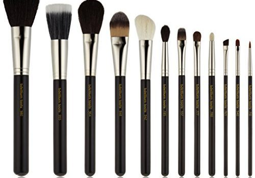 Maestro Series Complete 12-pc. Brush Set with Roll-up Pouch