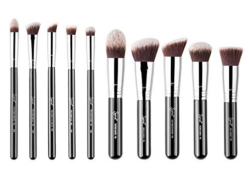 Sigma Synthetic Essential Kit 8 Brushes